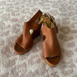 MICHAEL Michael Kors Josephine Wedge Sandals